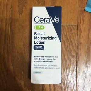 CeraVe moisturizer